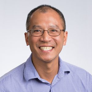 Mike Fong, COO of ASI Controls